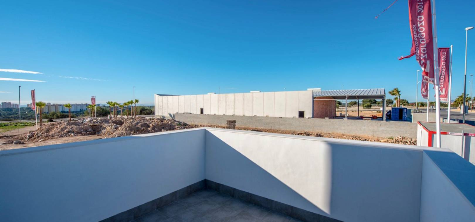 Nybyggnad - Villa - Cabo Roig