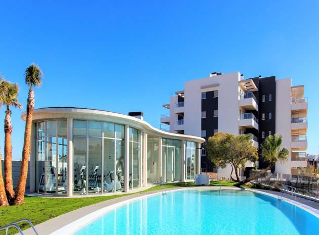 Lägenhet - Nybyggnad - Los Dolses - Los Dolses