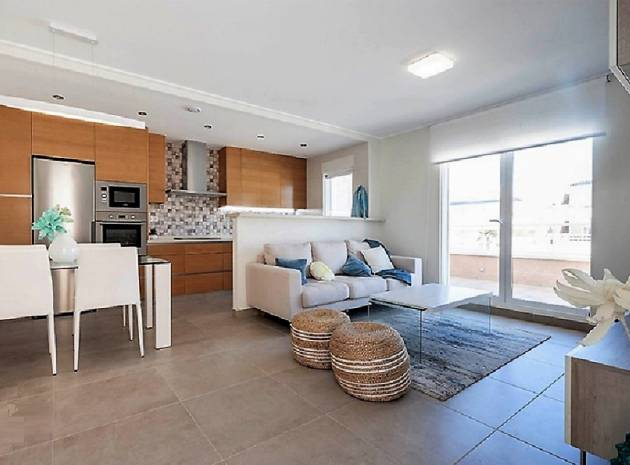 Punta Prima Vista Azul New Build Apartment For Sale 9