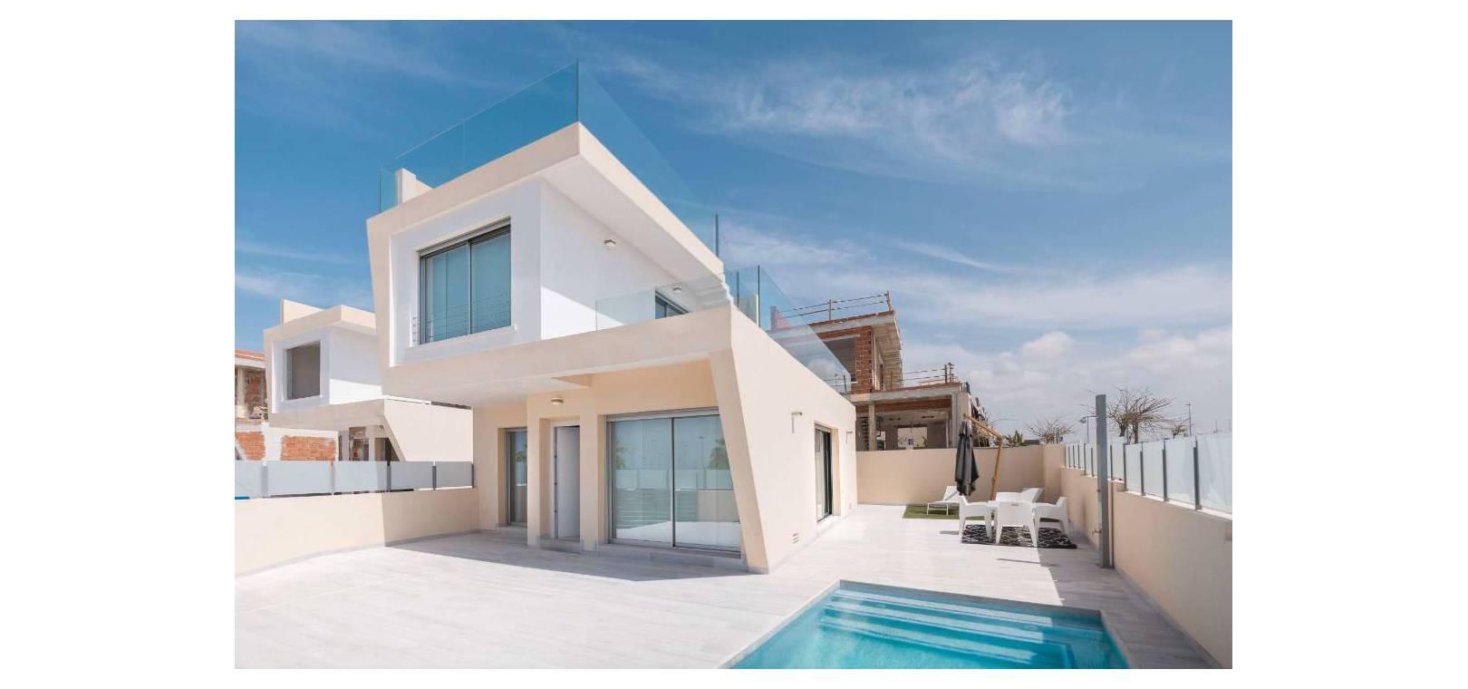 Nouvelle construction - Villa - Torre de la Horadada - Torre Horradada