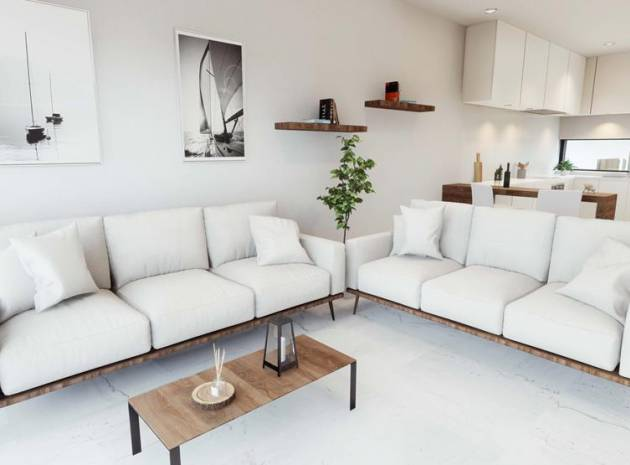 Nouvelle construction - Appartement - Los Alcazares - 30710, Los Alcazares, Murcia, Spain