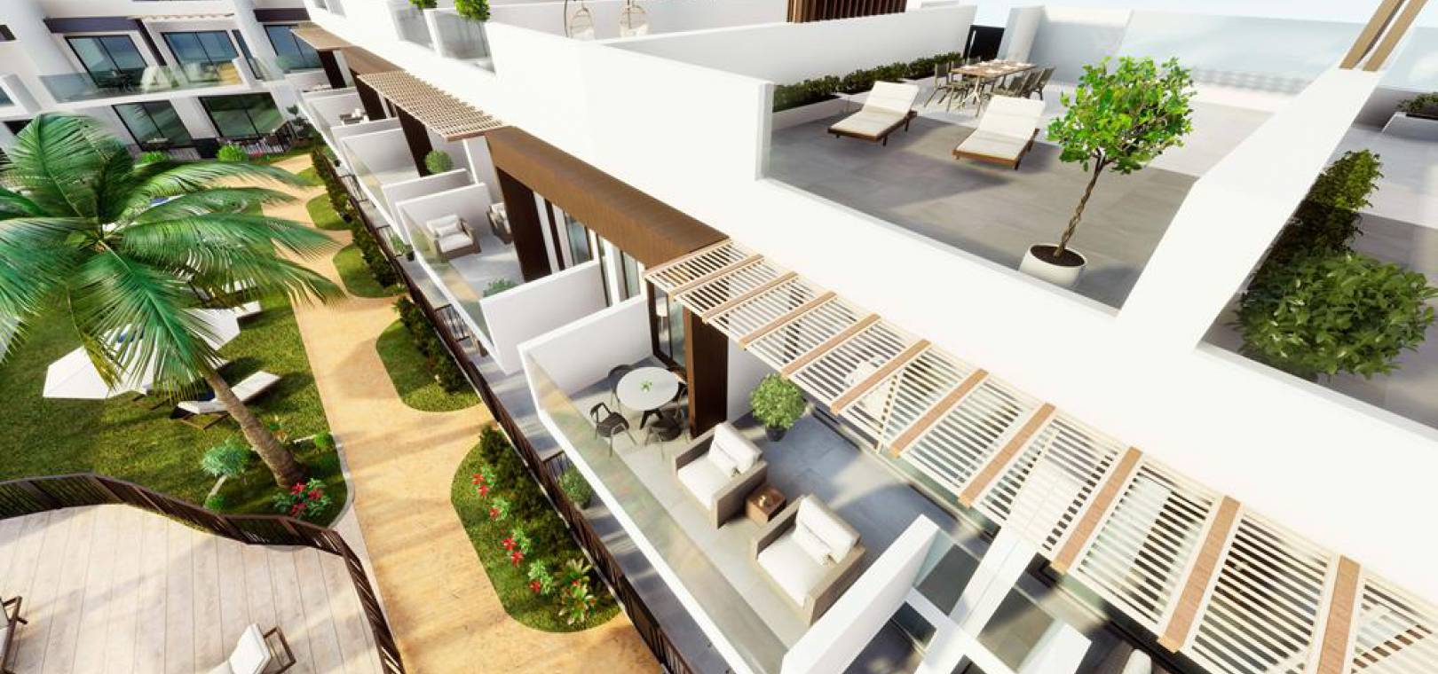 Nieuw gebouw - Appartement - Los Alcazares - 30710, Los Alcazares, Murcia, Spain