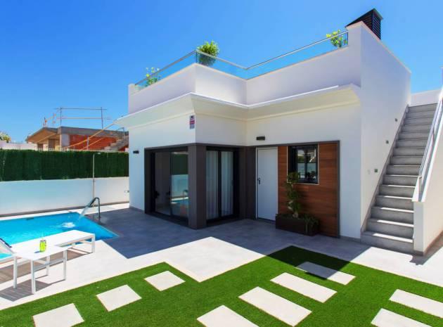 Villa - Nybyggnad - Los Alcazares - Los Alcazares