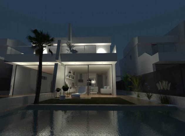 Komplett - Nyckelklar - Villa - Los Alcazares