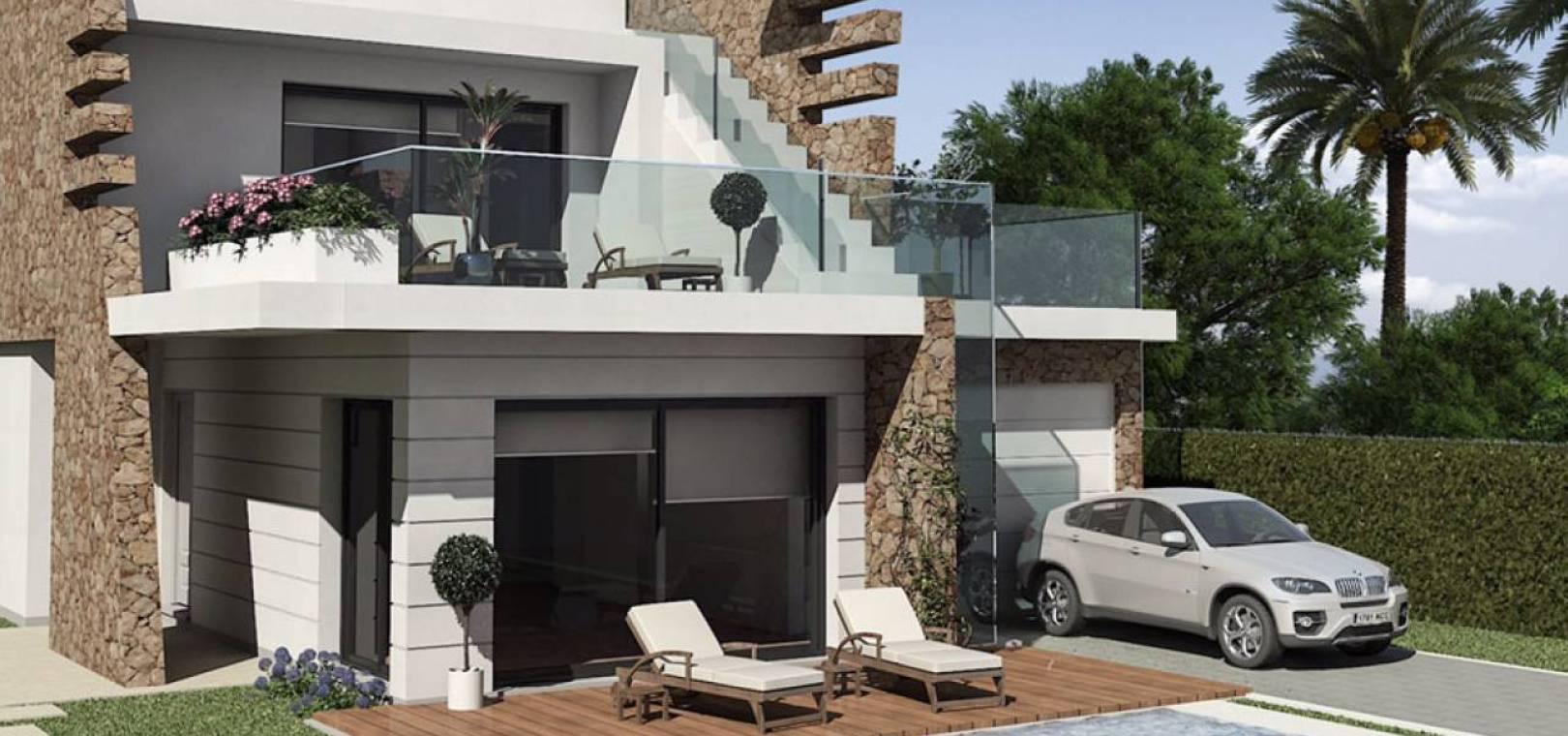 Complet - Clé Prêt - Villa - Los Alcazares