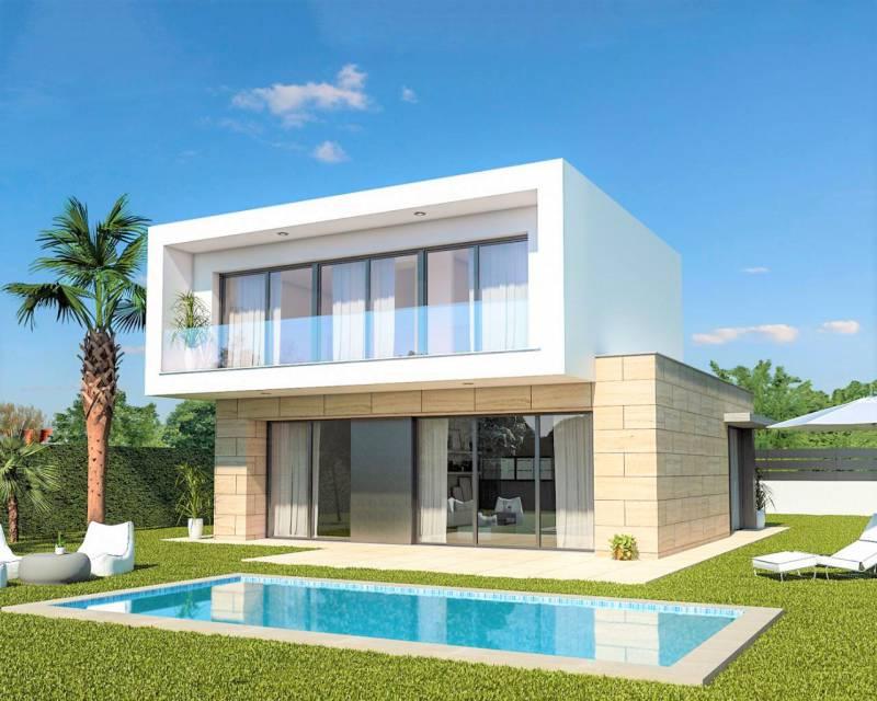 Villa - Van het plan afwijkend - Los Alcazares - Los Alcazares