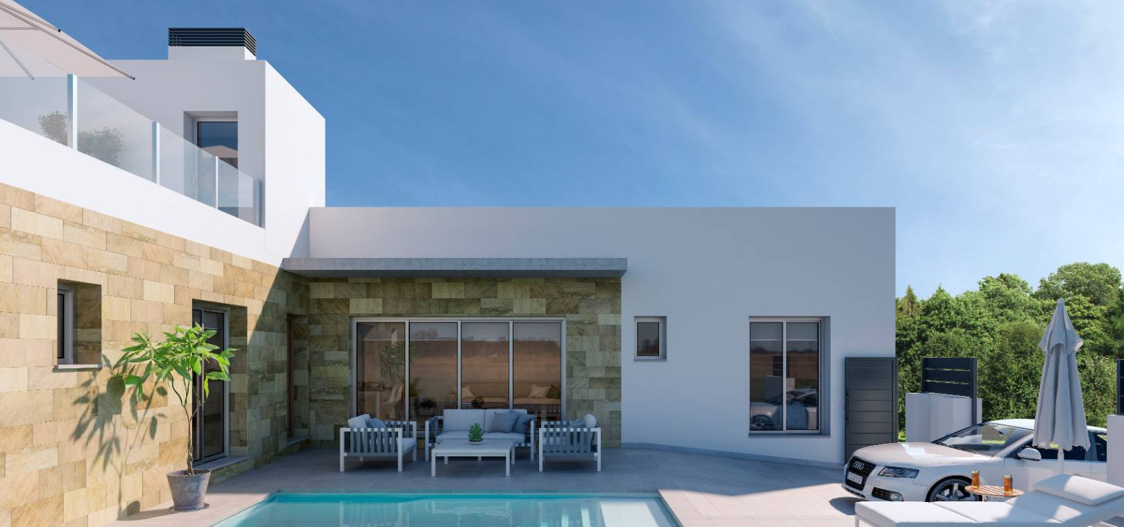 Nouvelle construction - Villa - Daya Vieja