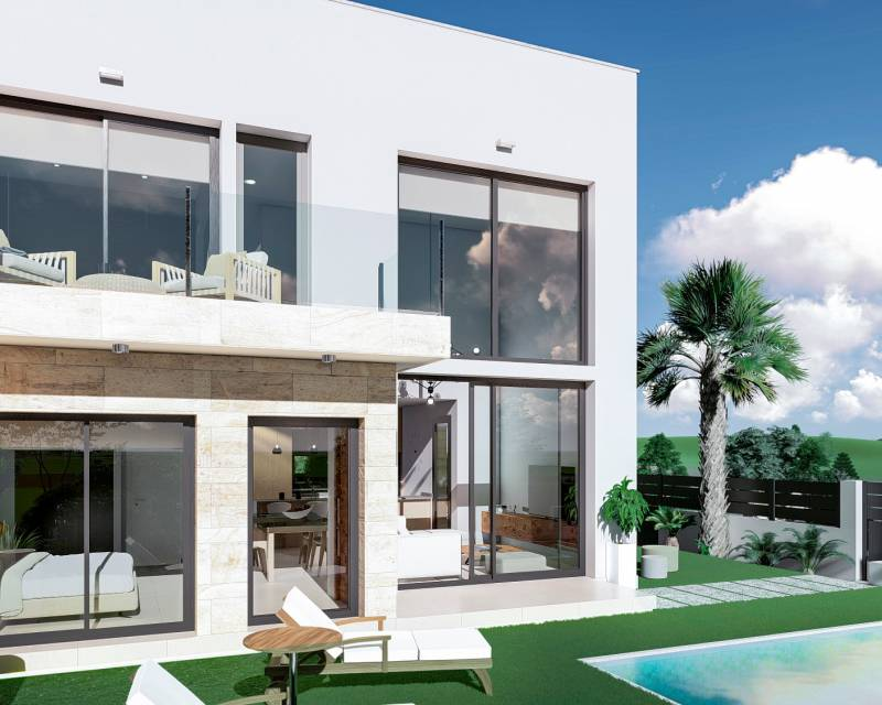 Villa - New Build - Daya Vieja - Daya Vieja