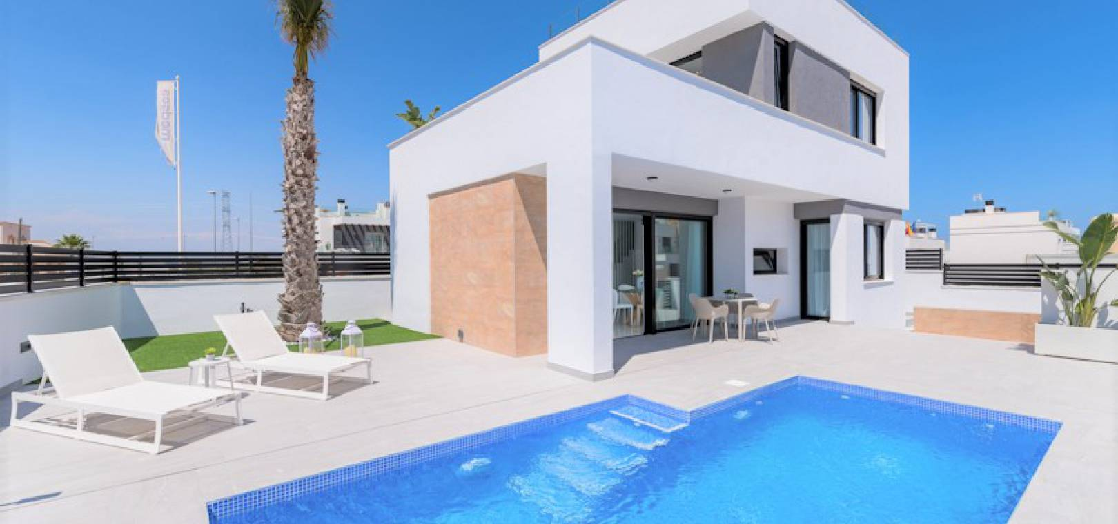 New Build - Villa - Villamartin