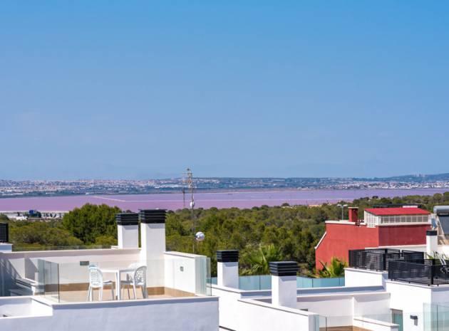 Nieuw gebouw - Villa - Villamartin