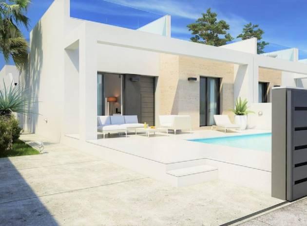 Nieuw gebouw - Villa - Daya Nueva