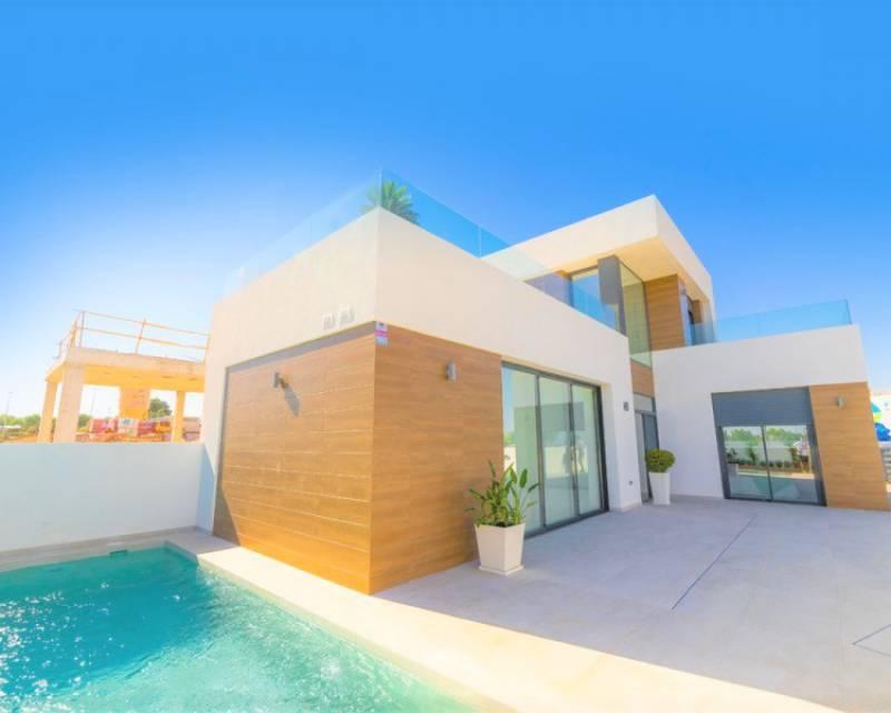 Villa - Nybyggnad - Los Montesinos - Los Montesinos