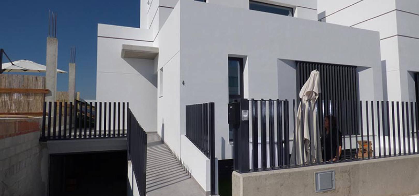 Nieuw gebouw - Villa - Daya Vieja