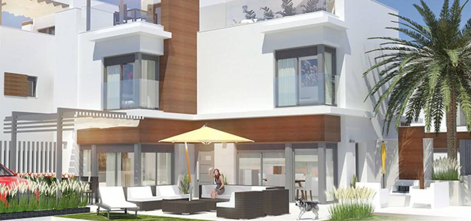 Nouvelle construction - Villa - Santiago de la Ribera
