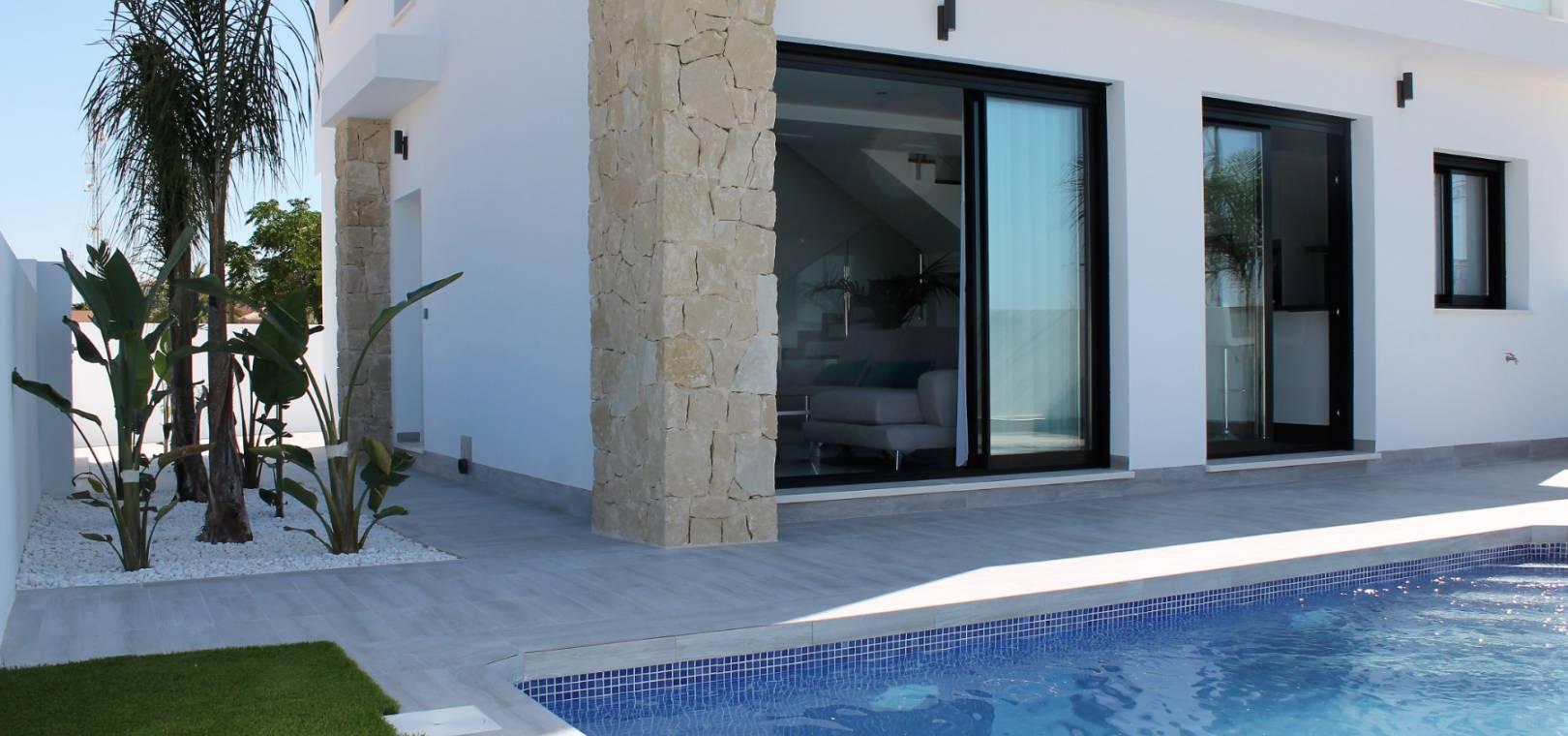 Nieuw gebouw - Villa - Los Montesinos
