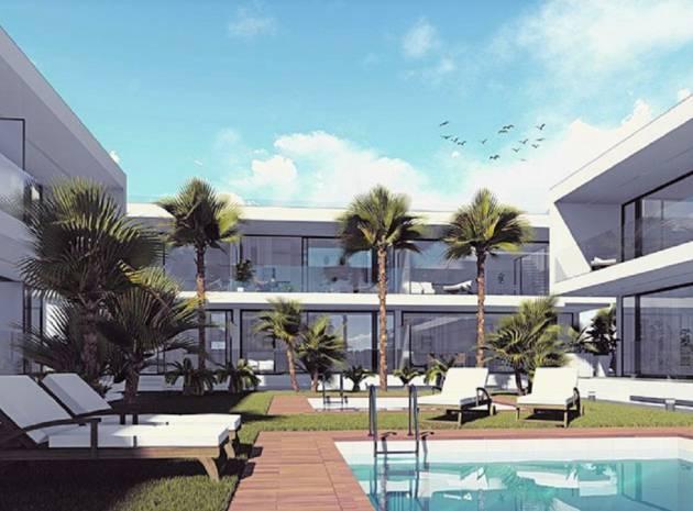 Neubau - Wohnung - La Manga del Mar Menor - La Manga