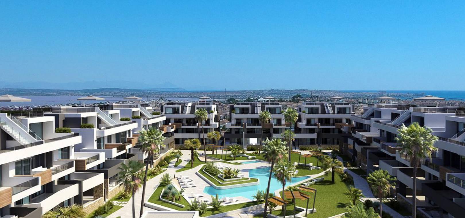Komplett - Nyckelklar - Lägenhet - Villamartin