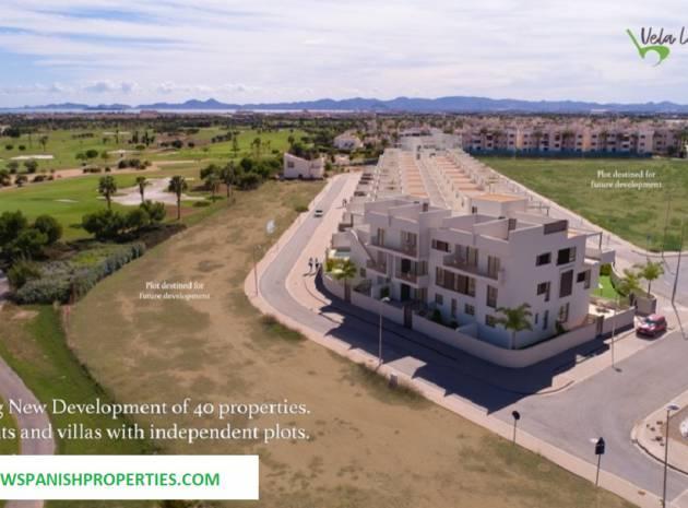 Nybyggnad - Lägenhet - Los Alcazares