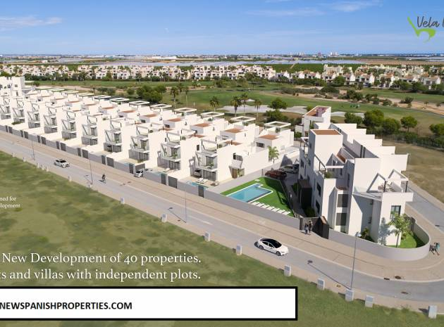 Appartement - Nouvelle construction - Los Alcazares - Los Alcazares