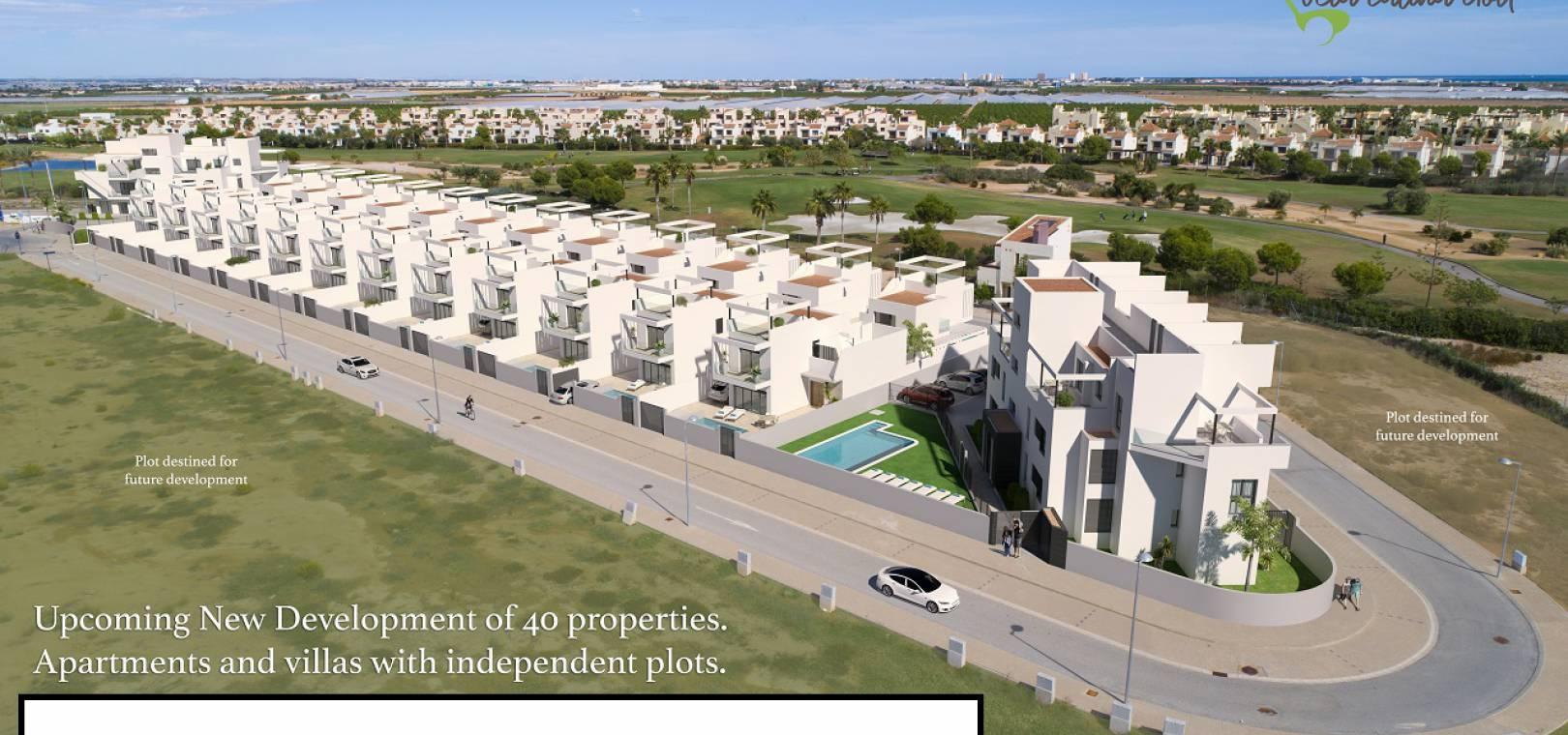 Nieuw gebouw - Appartement - Los Alcazares