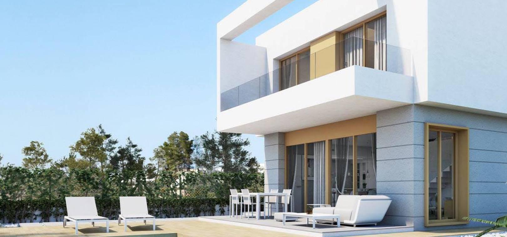 Van het plan afwijkend - Villa - Los Montesinos