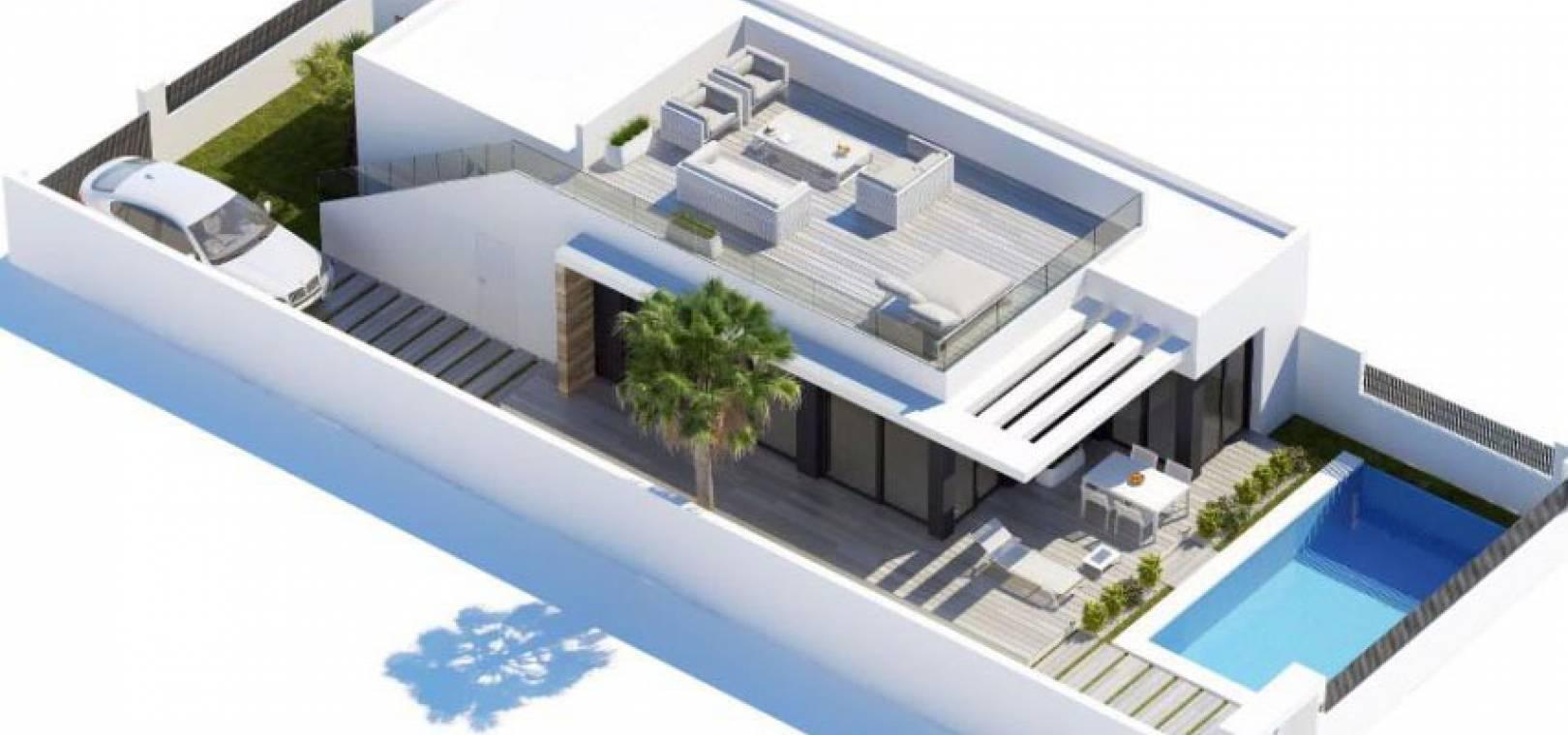 Neubau - Villa - Los Montesinos