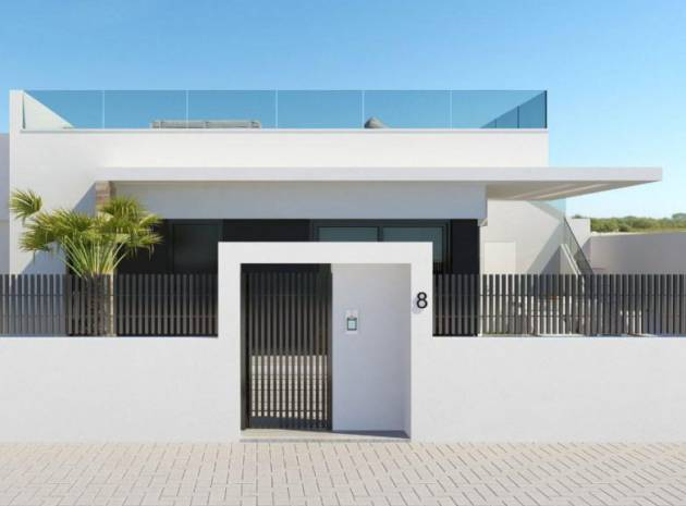 Nybyggnad - Villa - Los Montesinos