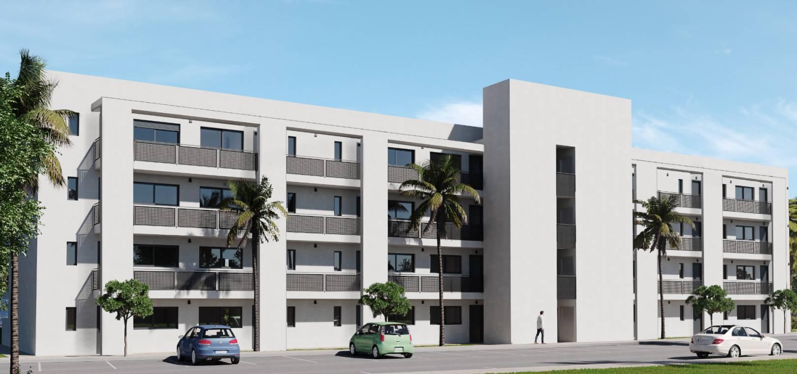 Nieuw gebouw - Appartement - Condado de Alhama