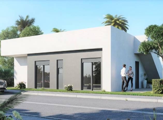 Nybyggnad - Villa - Condado de Alhama