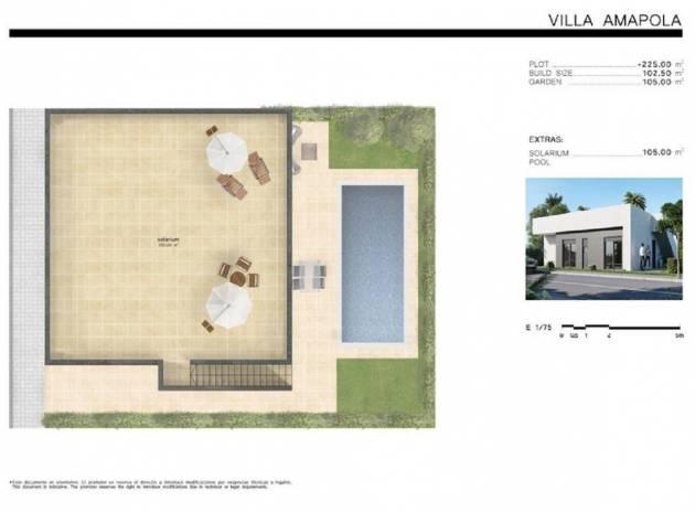 Nouvelle construction - Villa - Condado de Alhama