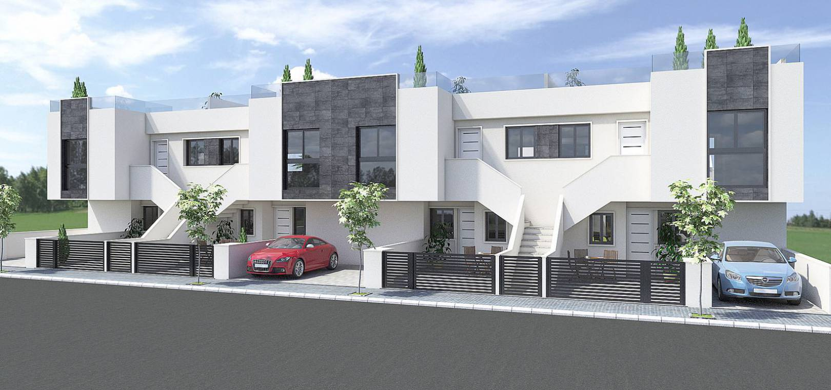 Van het plan afwijkend - Appartement - San Pedro del Pinatar