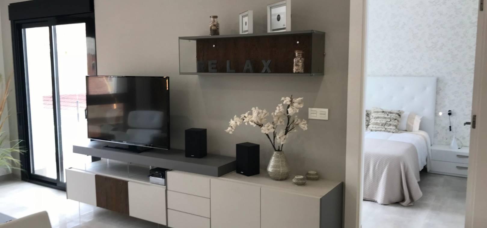 Compleet- Sleutel Klaar - Appartement - San Pedro del Pinatar
