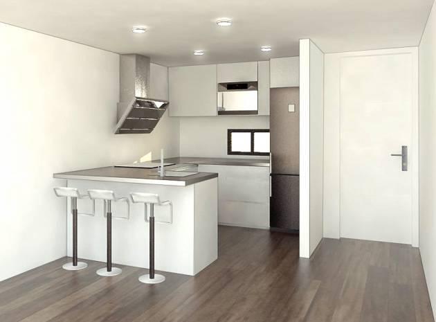 Komplett - Nyckelklar - Lägenhet - San Pedro del Pinatar