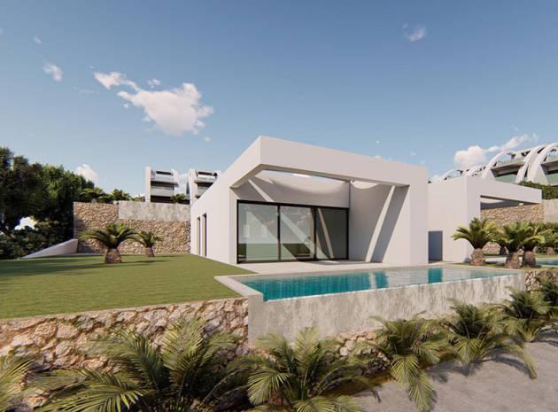 Nieuw gebouw - Appartement - Ciudad Quesada