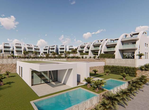 Nybyggnad - Lägenhet - Ciudad Quesada