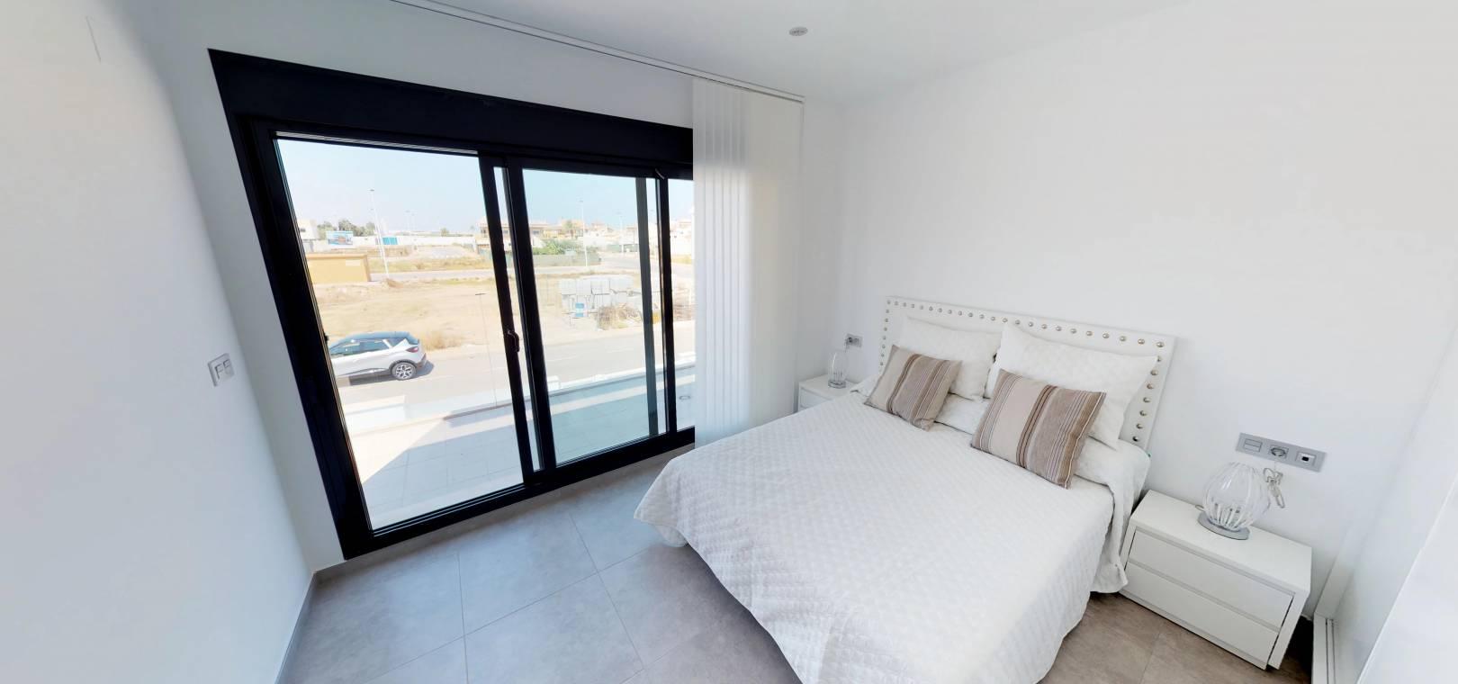 Nieuw gebouw - Villa - San Pedro del Pinatar