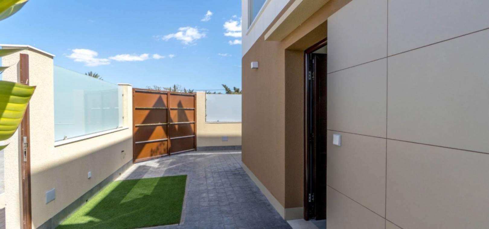 Vollständig - Schlüssel Bereit - Villa - San Pedro del Pinatar