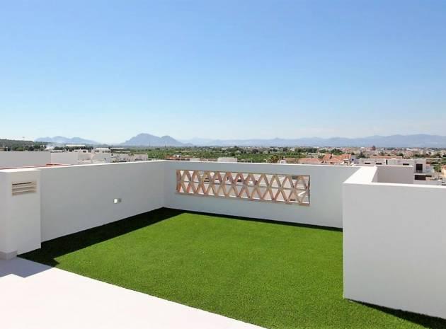 Nieuw gebouw - Villa - Benijofar