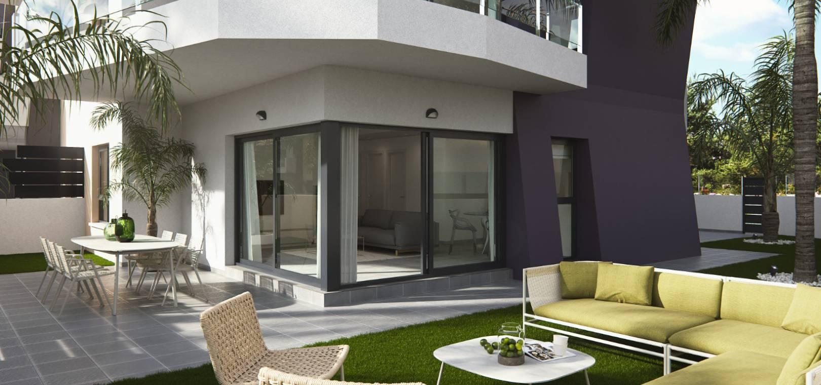 New Build - Apartment - Mil Palmeras
