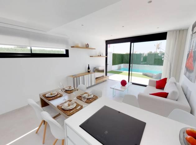 New Build - Villa - Los Alcazares
