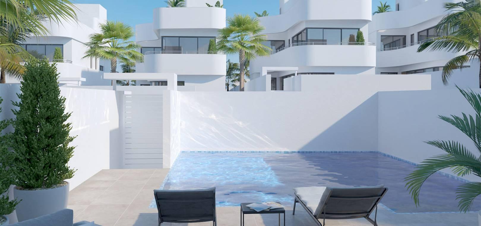 Complete - Key Ready - Villa - La Marina