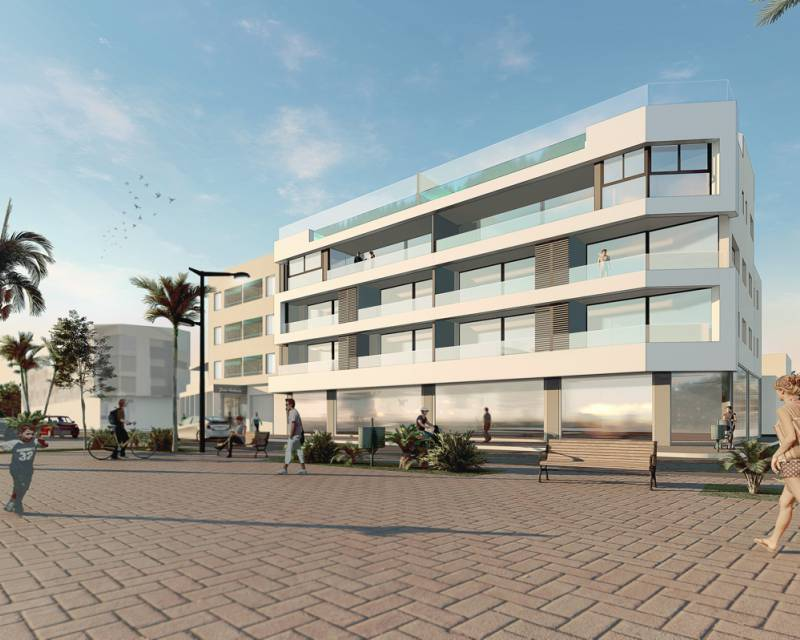 Apartment - New Build - Lo Pagan - 30740, Lo Pagan, Murcia, Spain