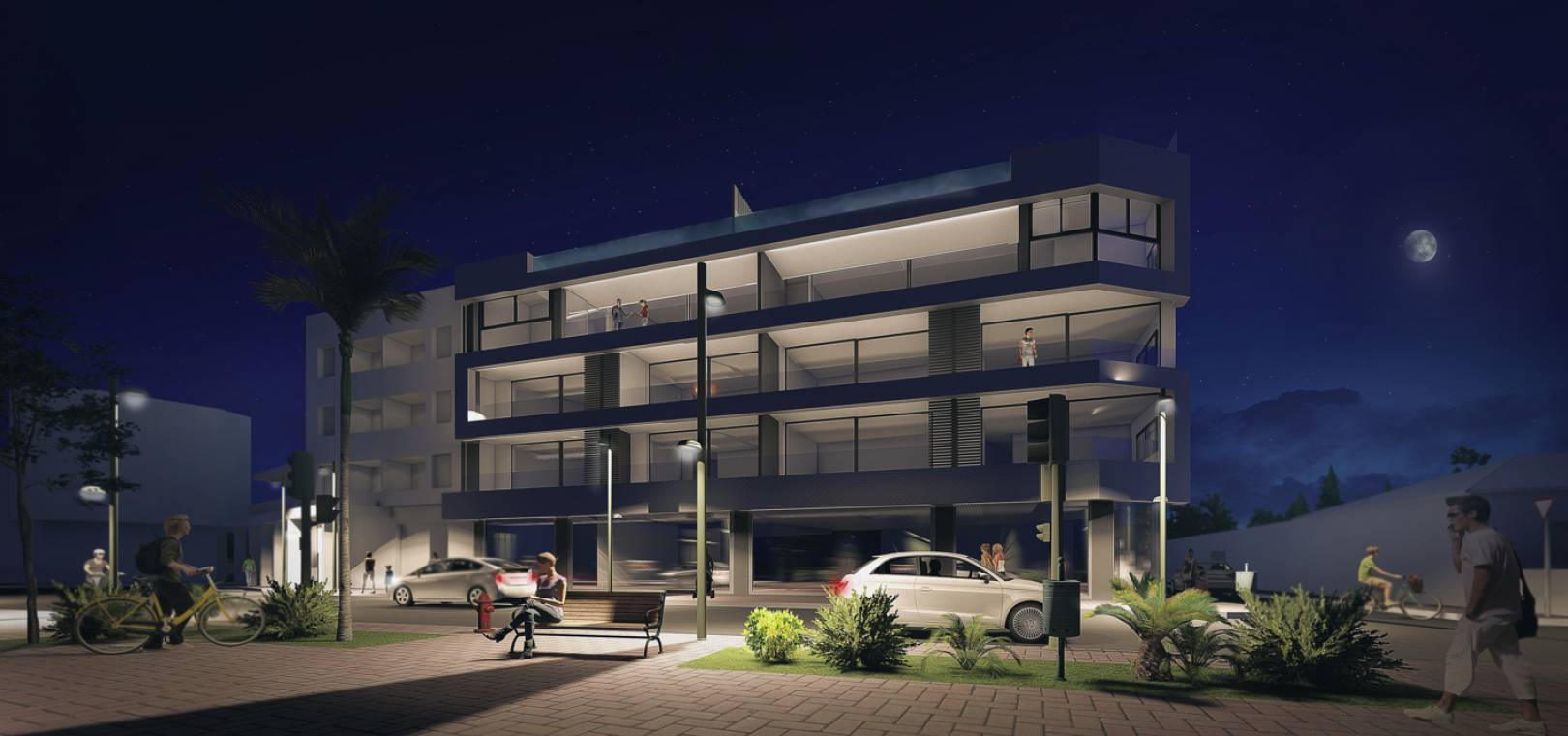 Nieuw gebouw - Appartement - Lo Pagan - 30740, Lo Pagan, Murcia, Spain