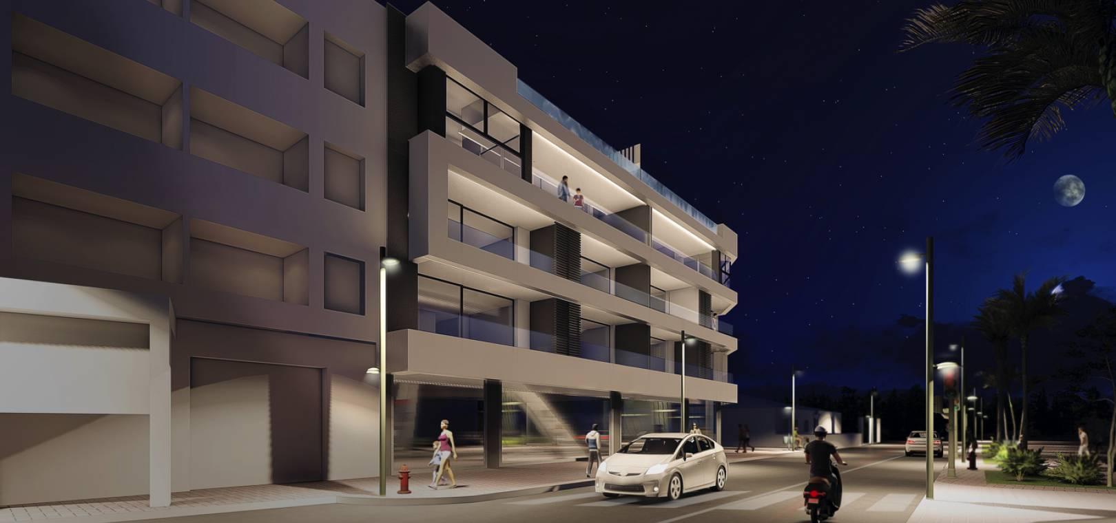 Nieuw gebouw - Appartement - Lo Pagan
