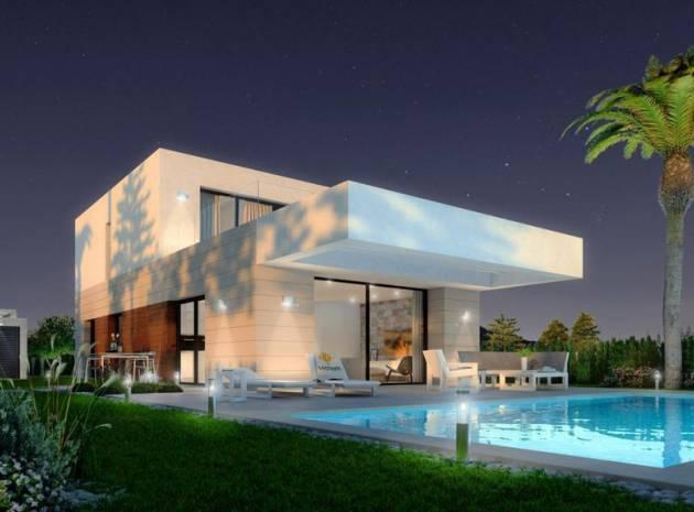 Nouvelle construction - Villa - Los Montesinos