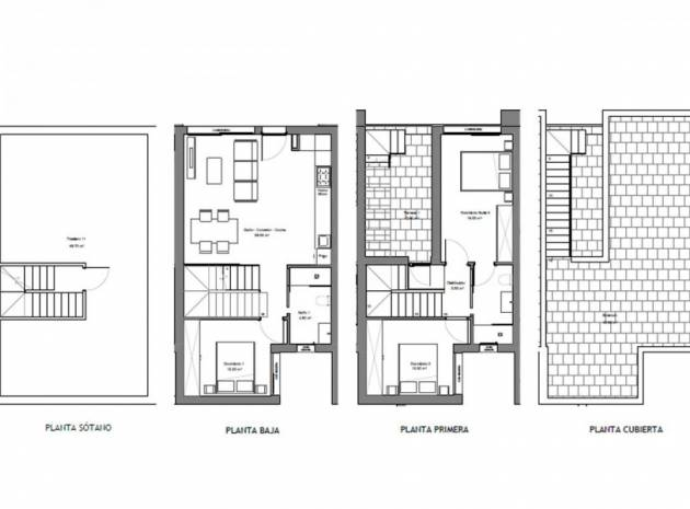 Neubau - Stadthaus - Ciudad Quesada