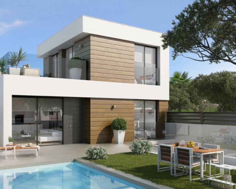 Villa - Nouvelle construction - El Campello - El Campello