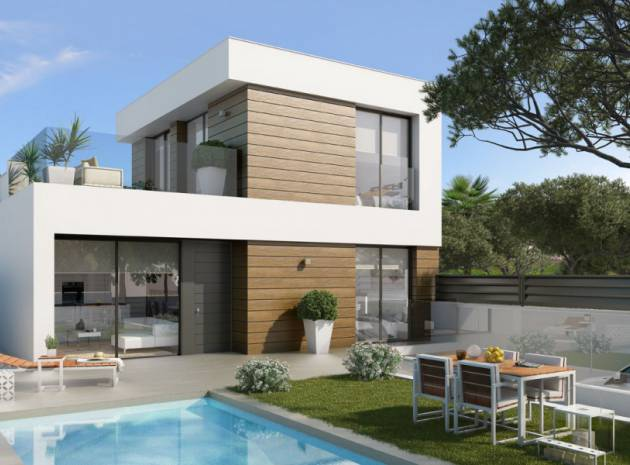 New Build - Villa - El Campello