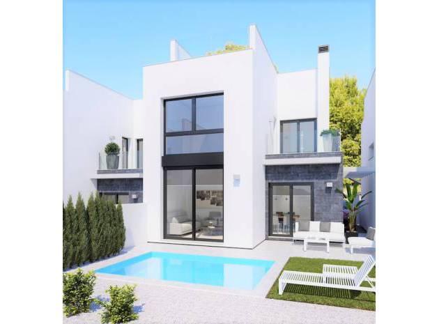 Villa - Nieuw gebouw - Villamartin - Villamartin