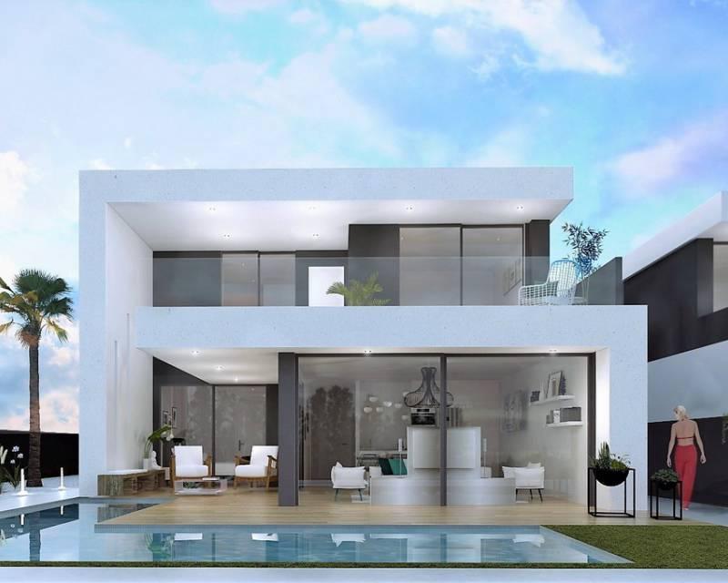 Villa - Nouvelle construction - Sucina - Sucina